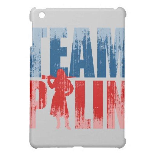 TEAM PALIN -- Faded.png iPad Mini Cover