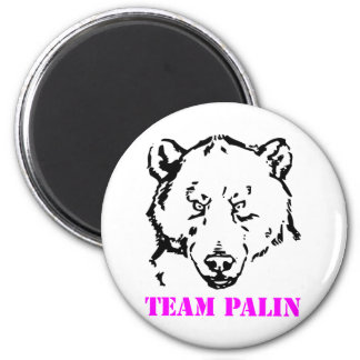 Team Palin Magnet