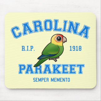 Team Parakeet Mouse Pad
