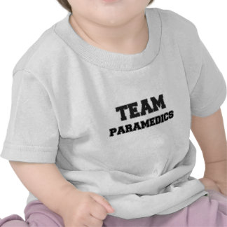 Team Paramedics Tshirts