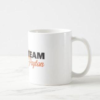 Team Payton Coffee Mug