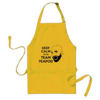 Team Peapod Apron