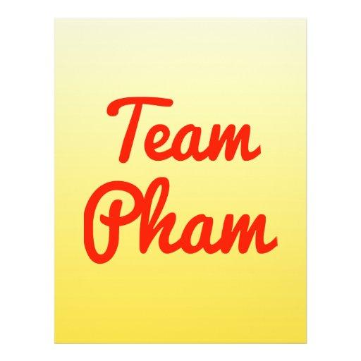 Team Pham Flyers
