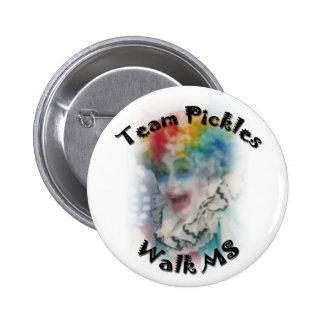 Team Pickles - Walk MS button