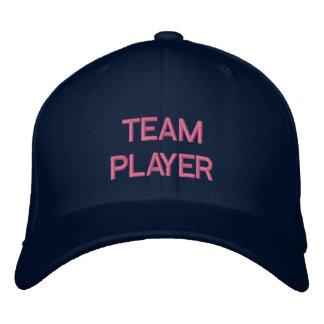 'TEAM PLAYER'  CAP