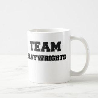 Team Playwrights Mugs