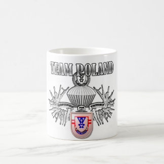 Team Poland Mug