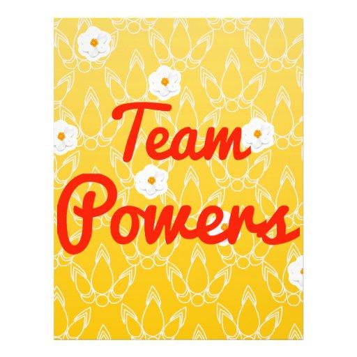 Team Powers Flyers