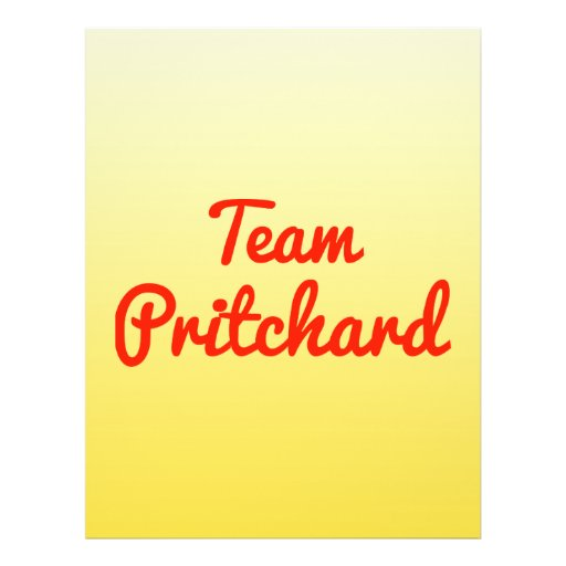 Team Pritchard Flyers