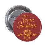 Team Quidditch Buttons