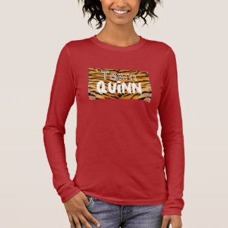 Team Quinn Long Sleeve T-Shirt