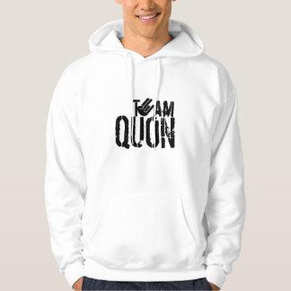 Team QUON Hoodie Causeway's Greatest Barracuda
