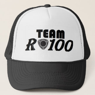 Team R100 Trucker Hat