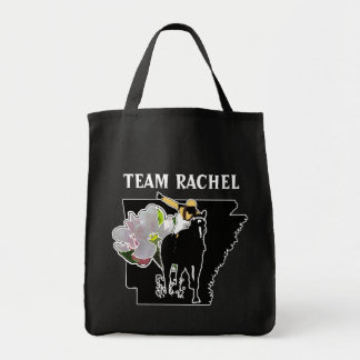 Team Rachel Tote Bag - Apple Blossom Gear
