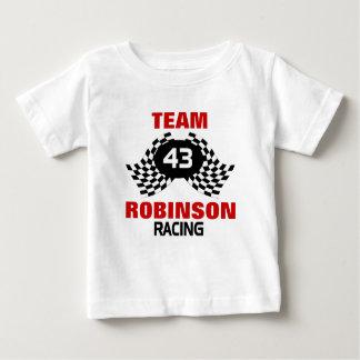 Team Racing Family Kids Baby T-Shirt