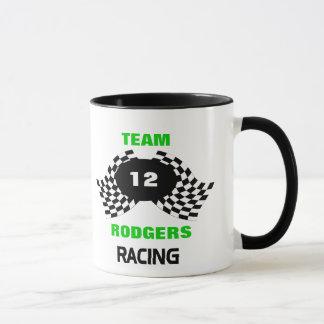 Team Racing Family Mug