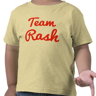Team Rash Shirts