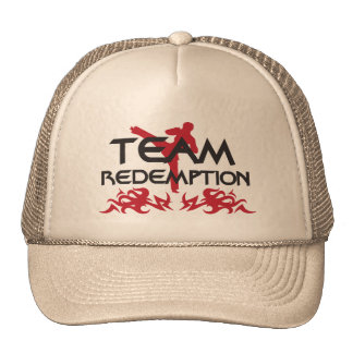 Team Redemption hat