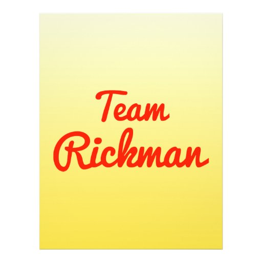 Team Rickman Flyers