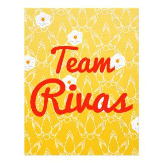 Team Rivas Flyer