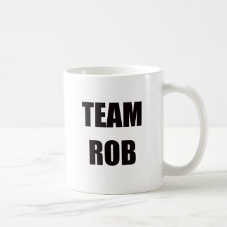 Team Rob Coffee Mug