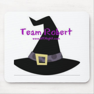 Team Robert Mouse Pad