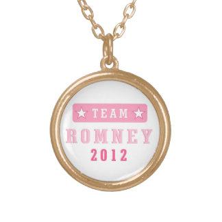 Team Romney 2012 Pendant Necklace