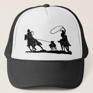Team Ropin' Trucker Hat
