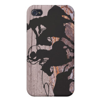 Team Roping iphone 4 case