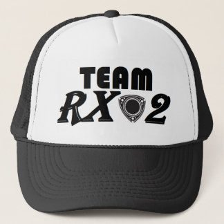 Team Rx2 Trucker Hat