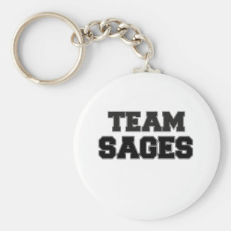Team Sages Keychains