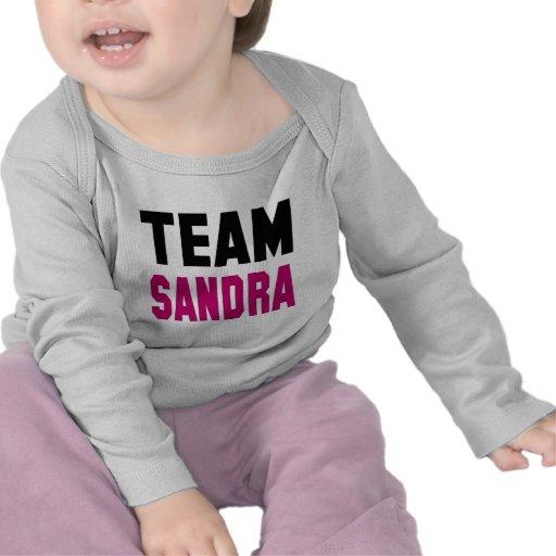Team Sandra T-shirts and Swag