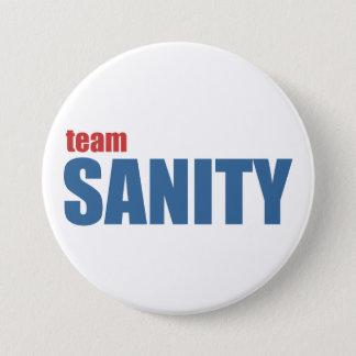 Team Sanity Button