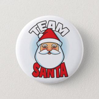 Team Santa 2 Inch Round Button