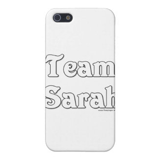 Team Sarah Cases For iPhone 5
