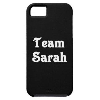 Team Sarah iPhone 5 Covers