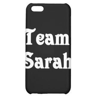 Team Sarah iPhone 5C Cases