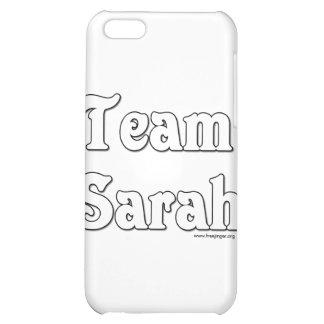 Team Sarah iPhone 5C Covers