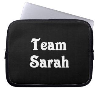 Team Sarah Laptop Sleeve