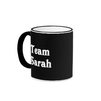 Team Sarah Mug