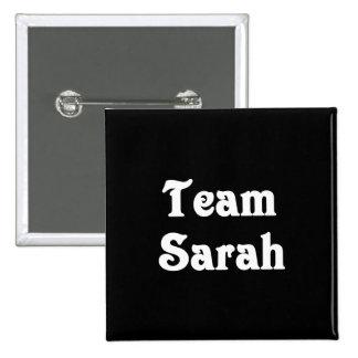 Team Sarah Pins
