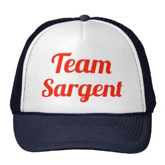 Team Sargent Hat