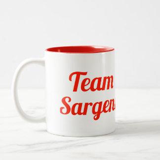 Team Sargent Mugs