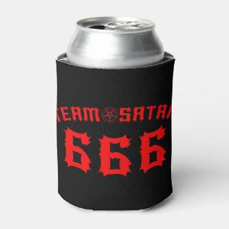 Team Satan 666 Can Cooler