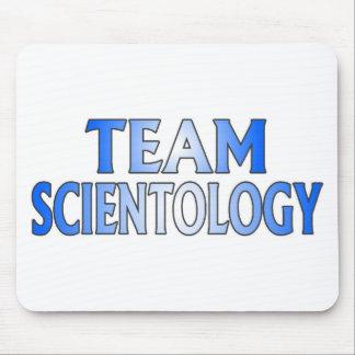 Team Scientology Mouse Pad