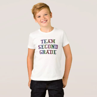 Team Second Grade, Back To School Novelty T-Shirt