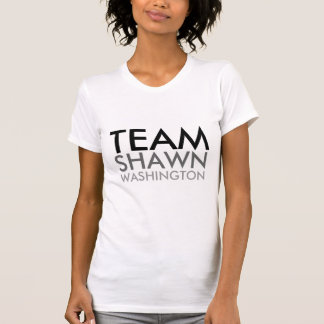 Team Shawn Washington T-Shirt