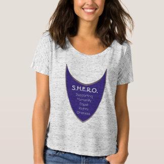 Team She Is A Hero Volunteer T-Shirt