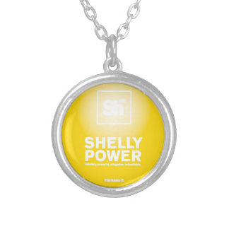 Team Shelly Products Silver Plated Necklace