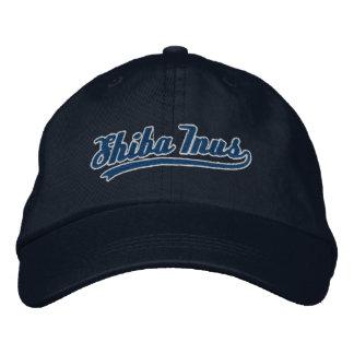 Team Shiba Inu Embroidered Hat